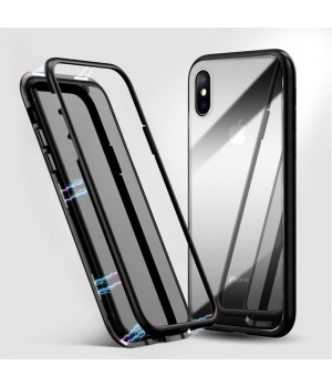 """MAGNETIC CASE iPhone Xs MAX """"Black"""""""