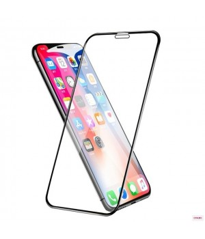 "9D BULLS Tempered Glass iPhone ""XS MAX [Black]"