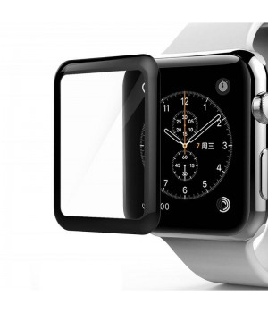 5D Tempered Glass apple watch 38 mm