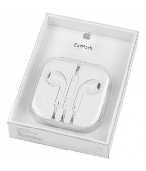 "Наушники EarPods 3.5mm ""White"" Original"