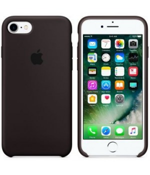 Apple Silicone Case 6/6s Plus Cocoa
