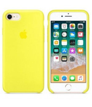 Apple Silicone Case 6/6s Plus Lemon