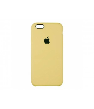 Apple Silicone Case 6/6s Plus Caramel