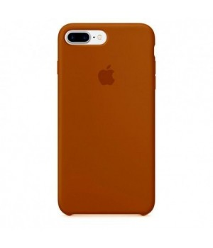 Apple Silicone Case 7/8 Plus Brown Chocolate