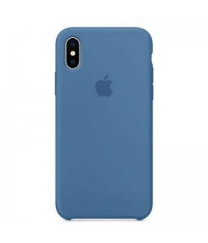 Apple Silicone Case X/XS Azure